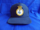 HMS INVINCIABLE BASEBALL CAP